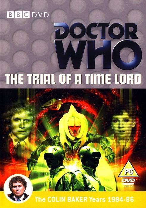 Doctor Who The Trial Of A Time Lord Terror Vervoids